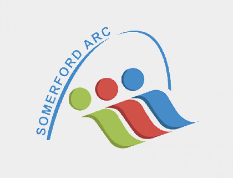 Somerford Arc logo.