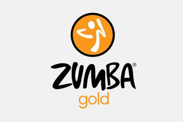 Zumba gold logo.