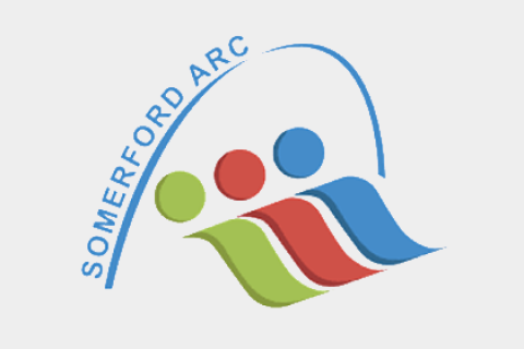 Somerford Arc logo.